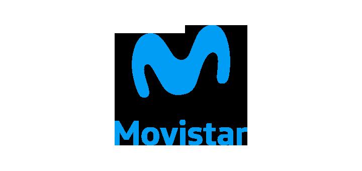 Movistar 2020 logo vector