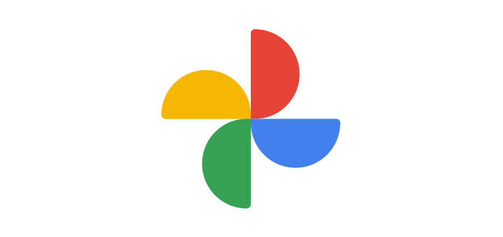 Google Photos 2020 Icon logo