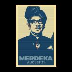Tunku Abdul Rahman Vector Merdeka