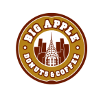 Big Apple Donuts Logo