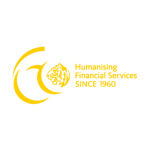Humanising Financial Services Since 1960 Maybank Logo