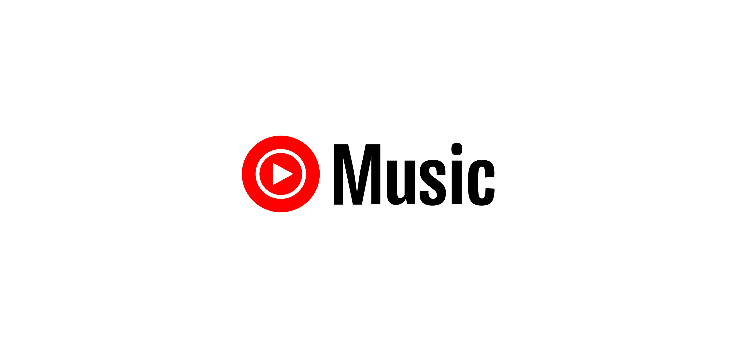 Youtube Music Logo PNG