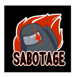 Among Us Sabotage Vector