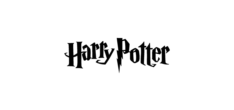 harry porter logo vector