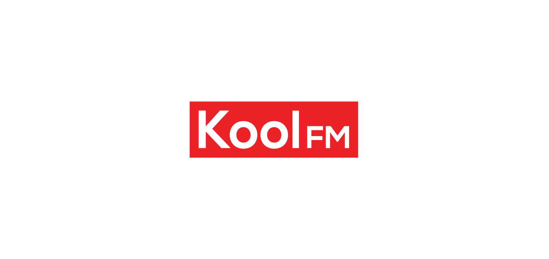 kool fm logo vector