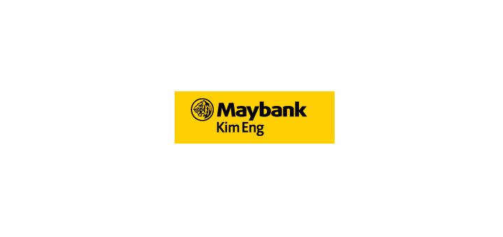 maybank kim eng logo