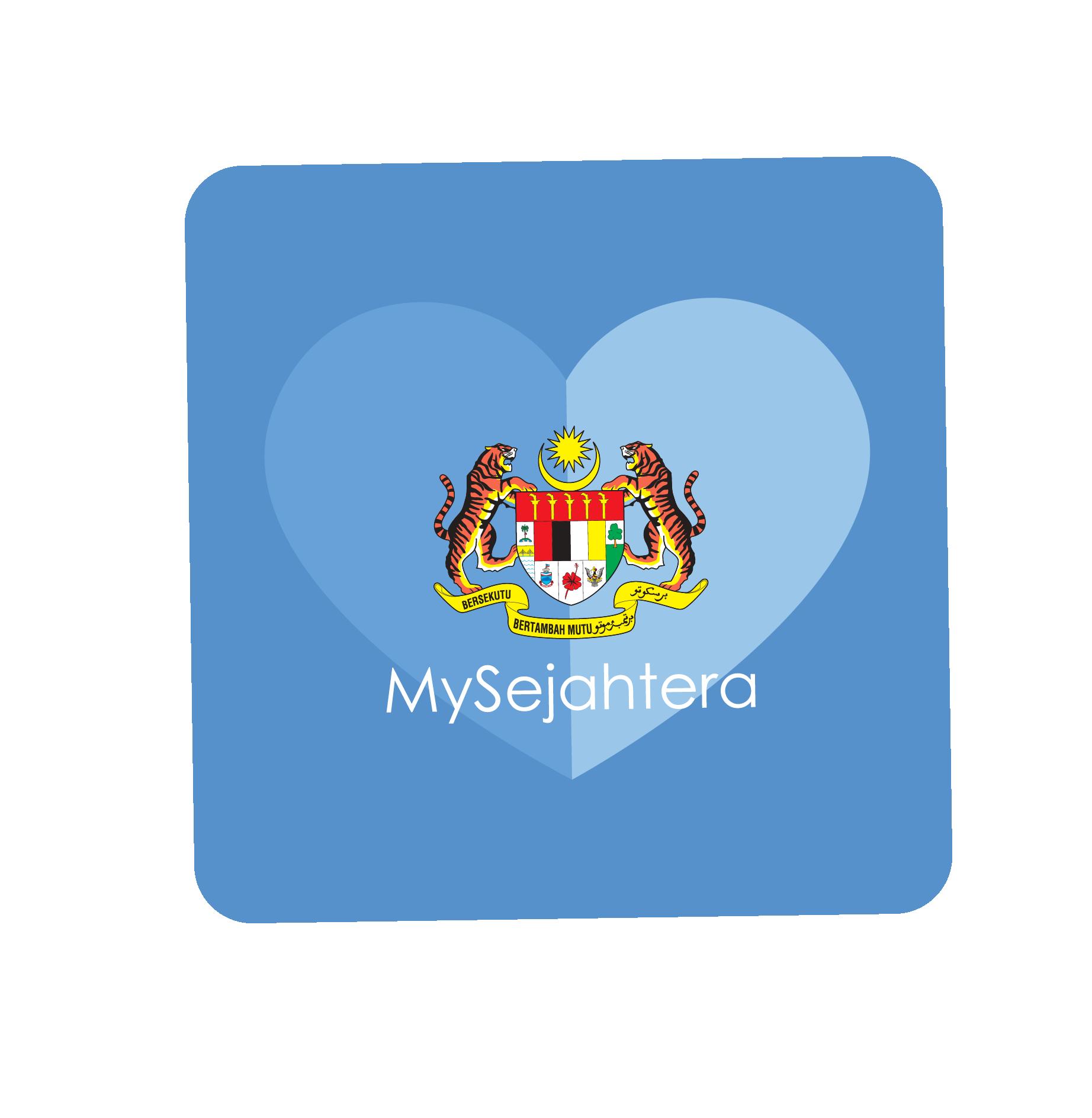 mysejahtera vector logo