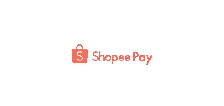 shopee pay logo vector