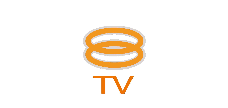 8TV malaysia Logo Vector