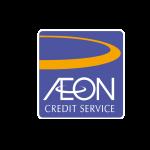 AEON Credit Services logo vector download