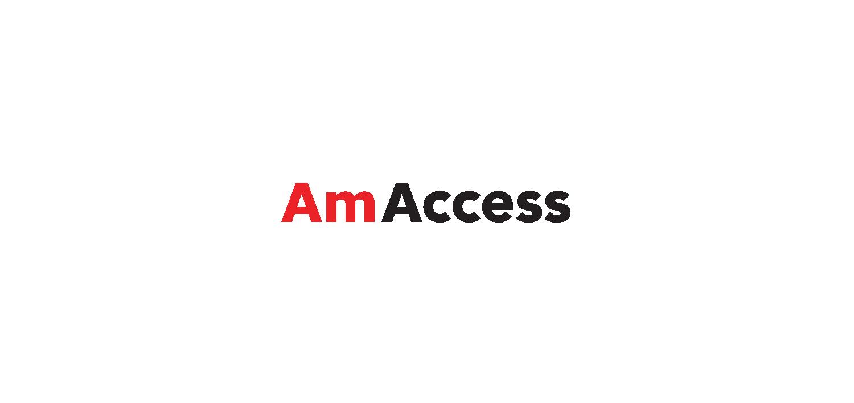 Ambank amaccess logo vector