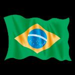 Brazil Vector Flag