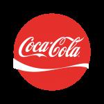 Circle Coca Cola Logo Vector Download