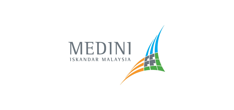 Medini Iskandar Malaysia Logo