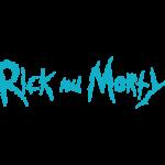 Rick and Morty Logo Vector