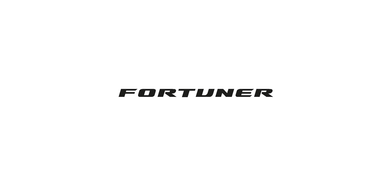 Toyota fortuner logo vector