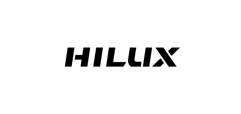 Toyota hilux logo vector