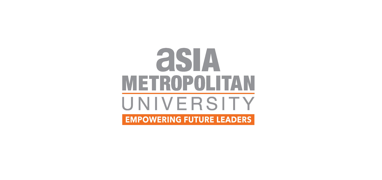 Asia Metropolitan University Logo Vector