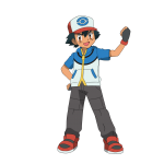 ash pokemon Vector