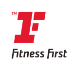 fitness first logo vector