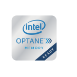 intel optane logo vector