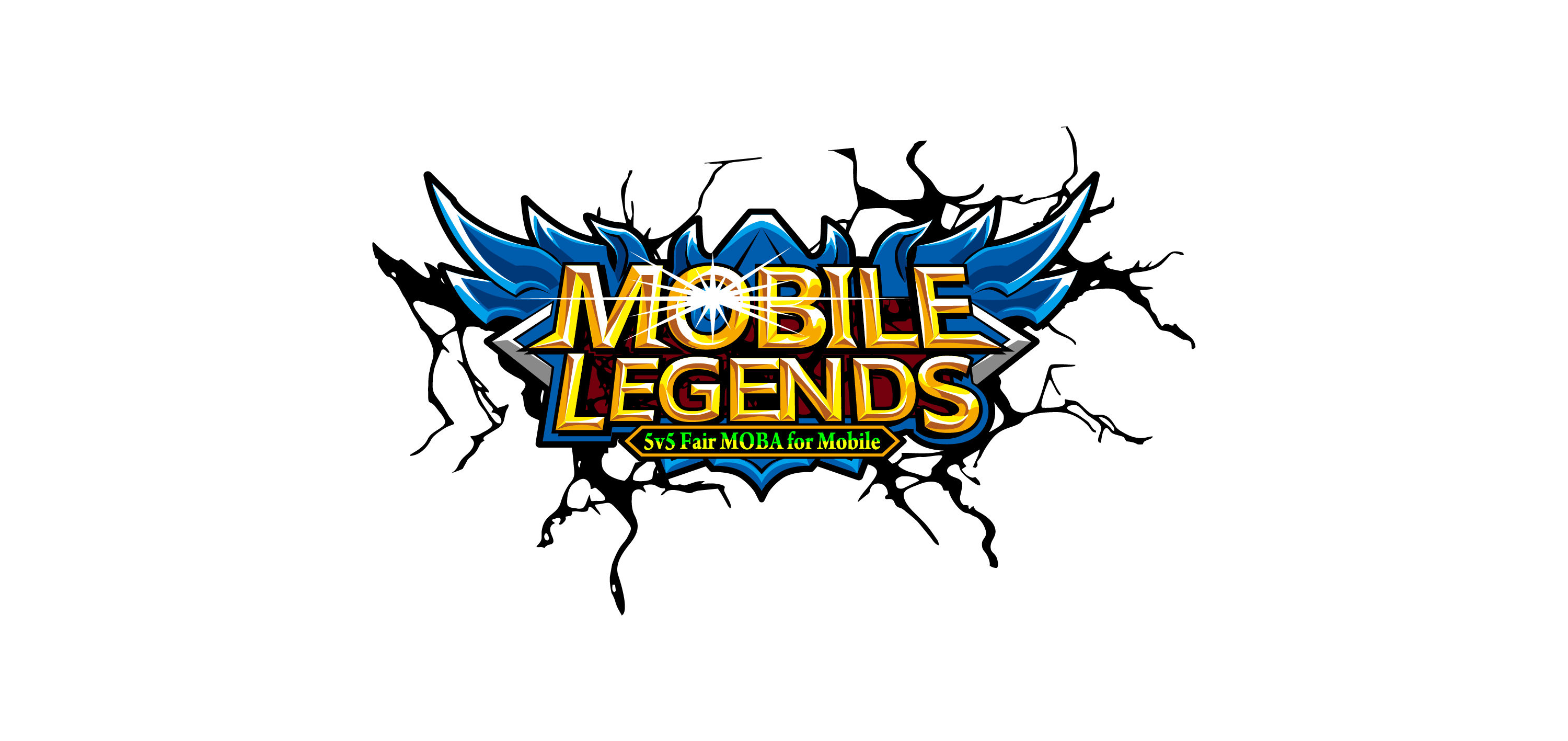 mobile legends logo vector