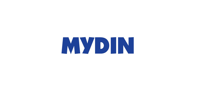 mydin logo vector