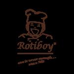 Rotiboy logo vector