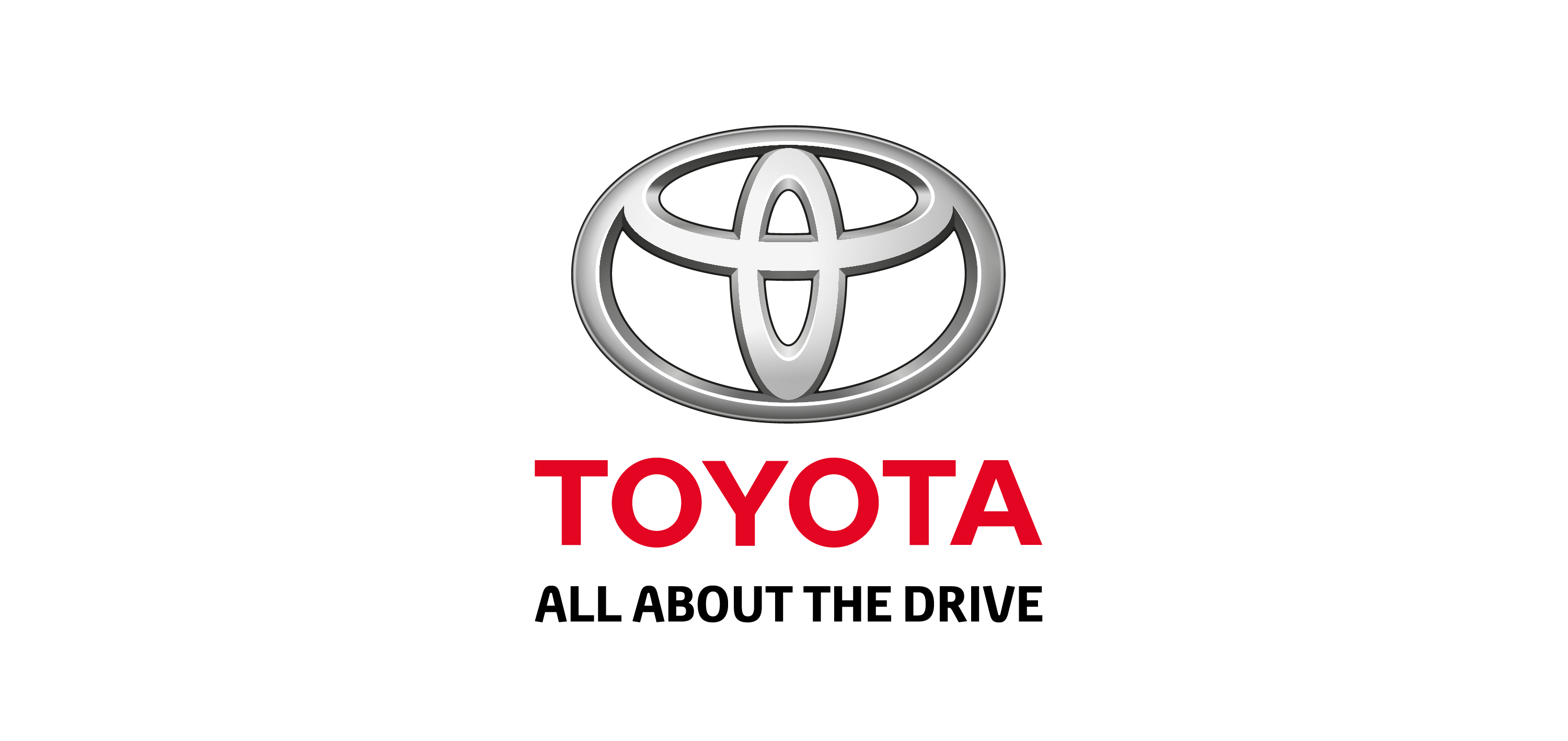 toyota all about the drive logo