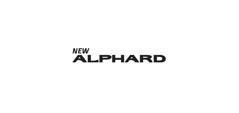 toyota alphard logo vector