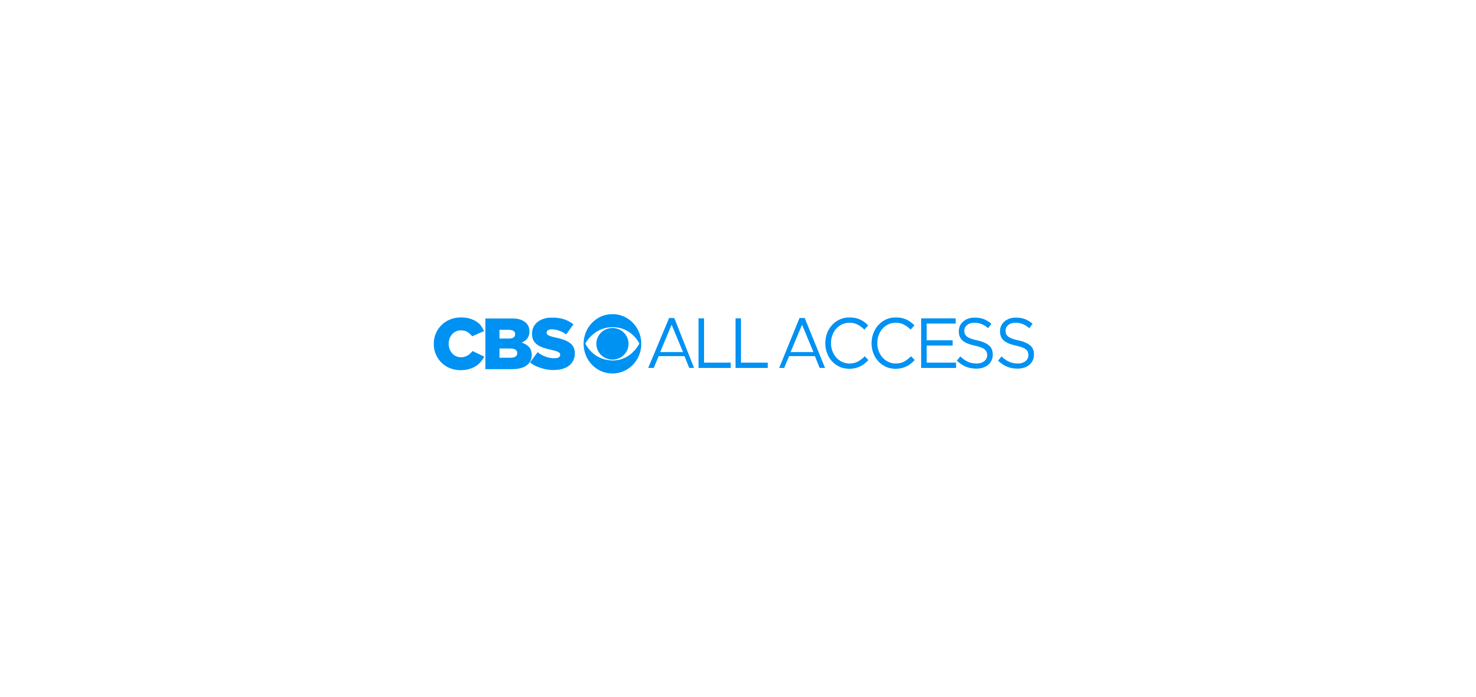 CBS All Access logo vector