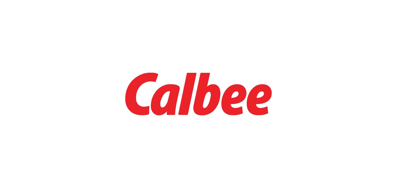 Calbee logo vector