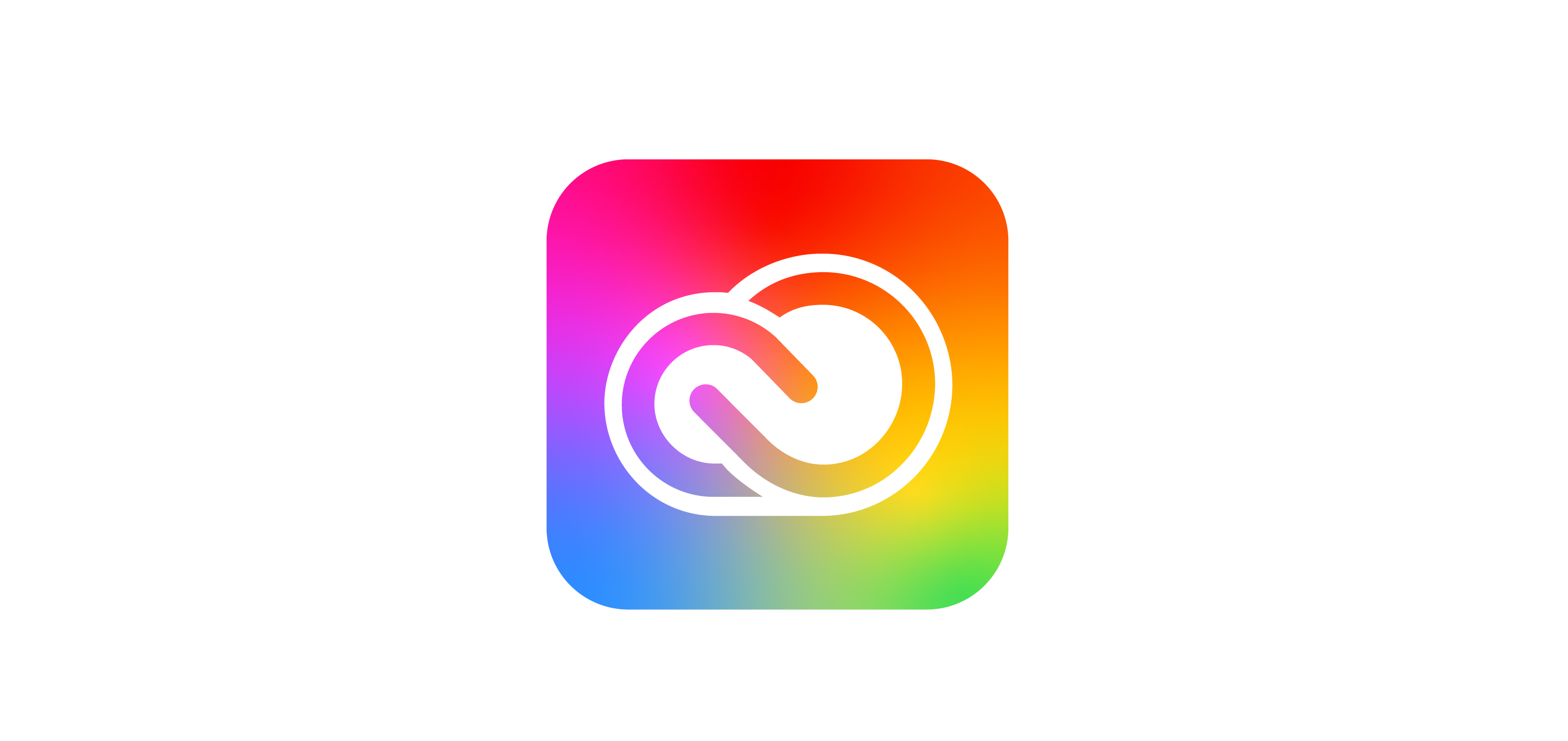 Creative Cloud 2020 Logo Vector