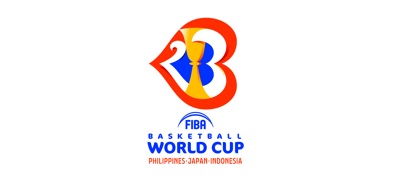 FIBA World Cup 2023 logo vector