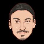 Zlatan Ibrahimovic Vector