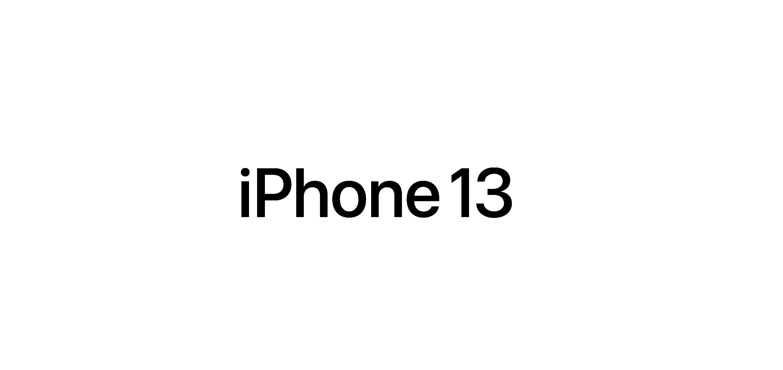 iphone 13 vector logo
