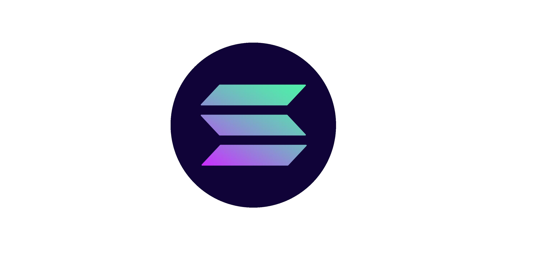 solana logo vector