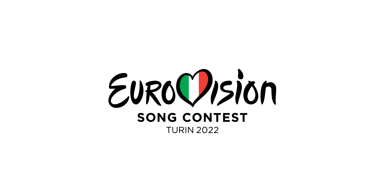 Eurovision Song Contest 2022 Turin Logo