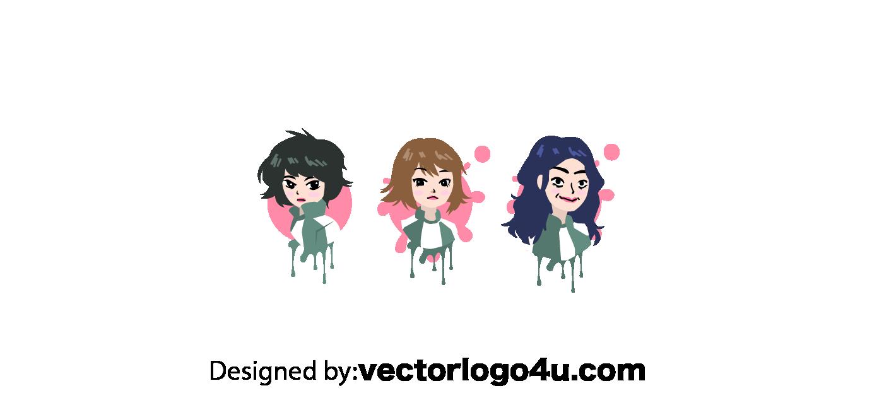 squid game women vector